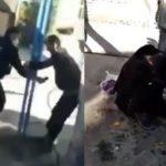 قتل مهرداد سپهری توسط نیروی انتظامی و اشک تمساح خامنه ای برای جرج فلوید