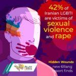 Neuer 6Rang-Bericht: 42% der iranischen LGBTI sind Opfer von sexueller Gewalt und Vergewaltigung
