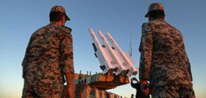 iraniasche Luftabwehraketen