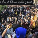 استقبال هوشمندانه از ریزش در جمهوری اسلامی، محمد محبی