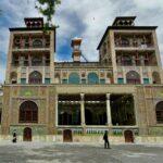 Historische Turmuhr Teherans schlägt wieder